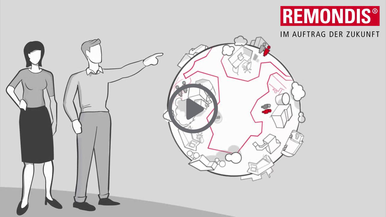 So gelingt Ihr Einstieg bei REMONDIS. In unserem kurzen Video erfahren Sie  alles, was für Ihre Bewerbung wichtig ist.